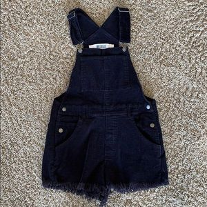 Brand Melville Corduroy Overalls